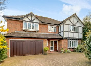 Thumbnail 5 bed detached house for sale in Langley Hill, Kings Langley