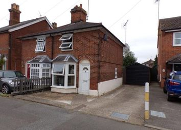 Thumbnail 2 bed semi-detached house for sale in Burnham-On-Crouch, Essex, .