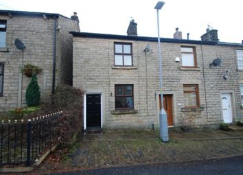 Thumbnail 2 bed terraced house to rent in Green Lane, Hollingworth, Hyde