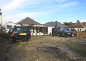 Thumbnail 3 bed detached bungalow for sale in Old Fort Road, Shoreham-By-Sea
