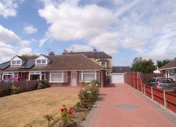 Thumbnail 2 bed semi-detached house for sale in Hellesdon, Norwich, Norfolk