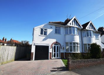 Thumbnail 4 bed semi-detached house for sale in Cransley Crescent, Westbury-On-Trym, Bristol