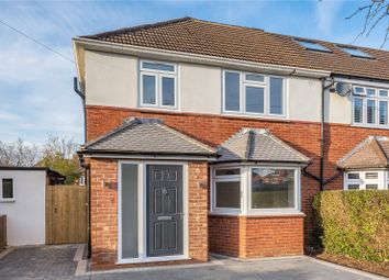 Thumbnail 3 bed semi-detached house for sale in Claremont Close, South Croydon