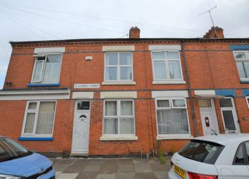 Thumbnail 2 bed terraced house for sale in Browning Street, Leicester