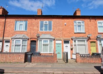 Thumbnail 2 bed terraced house for sale in Nansen Road, Evington
