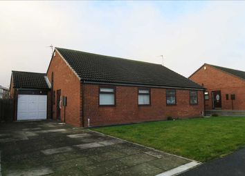 Thumbnail 2 bed bungalow for sale in Devon Gardens, South Shields