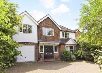 Thumbnail 5 bed detached house to rent in Cottenham Park Road, West Wimbledon