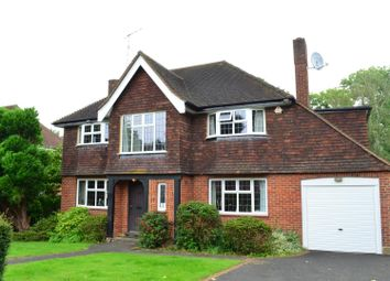 Thumbnail 4 bed detached house to rent in Grove Road, Northwood, Middlesex