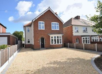 Thumbnail 4 bed detached house to rent in Rolleston Road, Burton-On-Trent