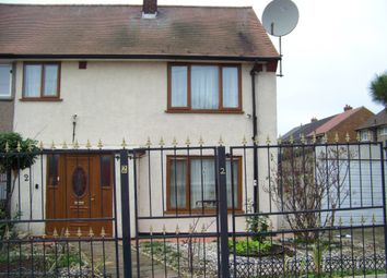 Thumbnail 3 bed end terrace house for sale in Kingston Close, Romford