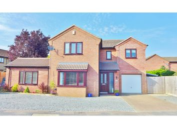 Thumbnail 4 bed detached house for sale in Charles Road, Whittlesey, Peterborough