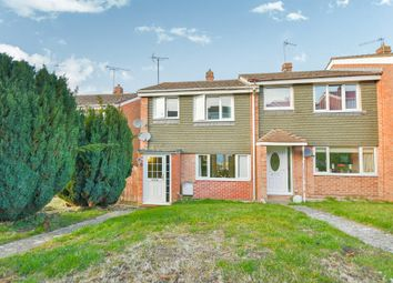 Thumbnail 3 bed end terrace house for sale in Windrush, Highworth, Swindon