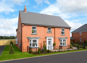 """Thumbnail 5 bedroom detached house for sale in """"Henley"""" at Old Stowmarket Road, Woolpit, Bury St. Edmunds"""