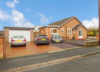 Thumbnail 2 bed semi-detached bungalow for sale in Canolblas Avenue, Bodelwyddan, Rhyl