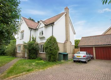 Thumbnail 6 bed detached house for sale in Peacock Drive, Bottisham, Cambridge