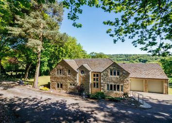 Thumbnail 4 bedroom detached house for sale in Green Cliff, Honley, Holmfirth