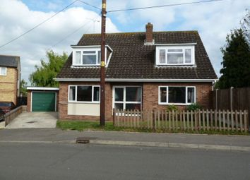 Thumbnail 3 bed detached house for sale in Crescent Road, Tollesbury, Maldon
