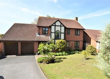 Thumbnail 4 bed detached house for sale in Lower Fern Road, Aller Park, Newton Abbot, Devon.