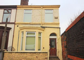 Thumbnail 2 bed terraced house for sale in Ellison Street, Old Swan, Liverpool