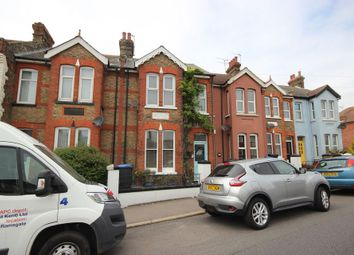 Thumbnail 3 bed terraced house to rent in Hereson Road, Ramsgate
