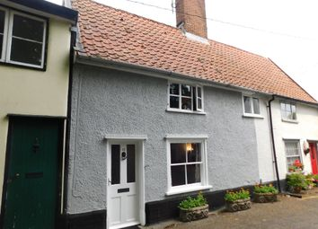 Thumbnail 1 bed terraced house for sale in Church Walk, Stowmarket
