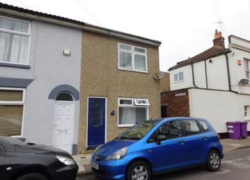 Thumbnail 2 bed end terrace house for sale in Napier Road, Southsea