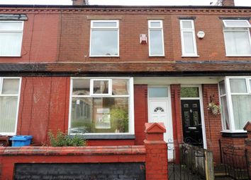 Thumbnail 3 bedroom terraced house to rent in Cumbrae Road, Levenshulme, Manchester