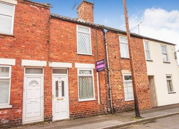 Thumbnail 2 bed terraced house for sale in Saville Street, Lincoln