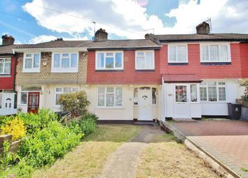 Thumbnail 3 bed terraced house for sale in Knollmead, Tolworth, Surbiton