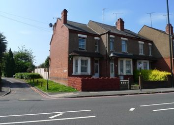 Thumbnail 4 bedroom terraced house to rent in Walsgrave Road, Stoke