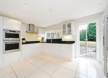 Thumbnail 5 bed detached house to rent in Woodend Park, Cobham