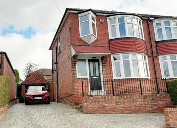 Thumbnail 3 bed semi-detached house for sale in Bramley Avenue, Sheffield