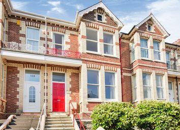 Salisbury Road, Plymouth, Devon PL4. 4 bed terraced house