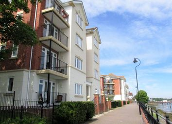 Thumbnail 2 bedroom flat for sale in Hayling Close, Gosport