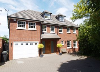 Thumbnail 5 bed detached house to rent in Cardinal Grove, St Albans
