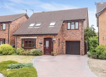 Thumbnail 4 bed detached house for sale in Aldershaw Close, Up Hatherley, Cheltenham, Gloucestershire