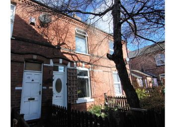 Thumbnail 2 bedroom terraced house for sale in Albany Road, Nottingham