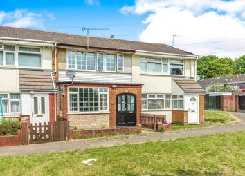 Thumbnail 3 bed terraced house for sale in Chepstow Road, Walsall, Bloxwich, West Midlands