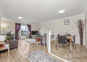 Thumbnail 2 bed flat for sale in Atlantic Court, Newport Avenue, London