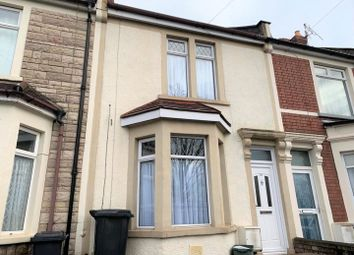 Thumbnail 3 bedroom terraced house for sale in Luckwell Road, Bedminster, Bristol