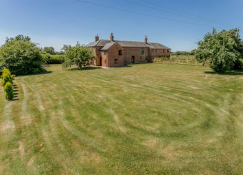 Thumbnail 5 bed country house for sale in Cathiron, Rugby, Warwickshire