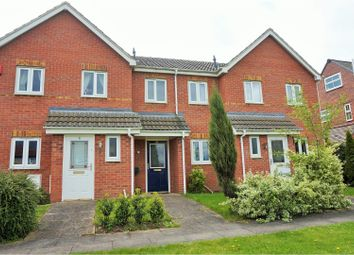 Thumbnail 2 bed terraced house for sale in Reeves Way, Doncaster
