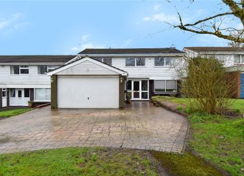 Thumbnail 4 bed detached house for sale in Compton Close Southcrest, Redditch, Worcestershire