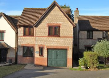 Thumbnail 3 bed detached house to rent in Cheriswood Avenue, Exmouth
