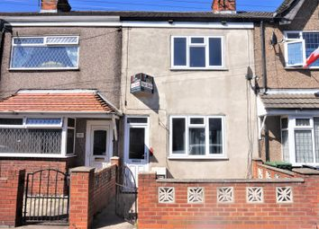 Thumbnail 3 bed terraced house for sale in 123 Eleanor Street, Grimsby, Lincolnshire