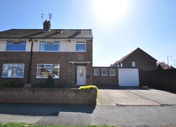 Thumbnail 3 bedroom semi-detached house for sale in Skirbeck Road, North Humberside