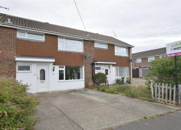 3 bed terraced house for sale in Canterbury Road, Rustington, West Sussex BN16