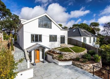 Thumbnail 5 bed detached house for sale in Blake Hill Crescent, Canford Cliffs, Poole