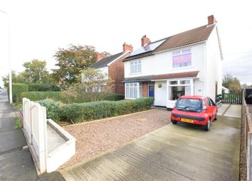 Thumbnail 2 bedroom semi-detached house for sale in Messingham Road, Scunthorpe