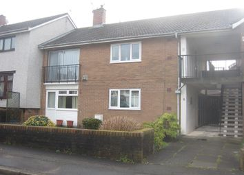 Thumbnail 2 bedroom flat for sale in Pembroke Place, Llanyravon, Cwmbran